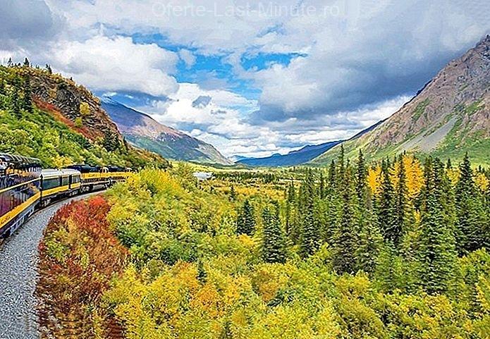 Calea ferată din Alaska