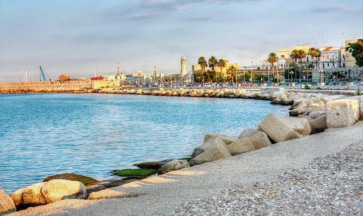 Lungomare Nazario Sauro: A Seafront Promenade
