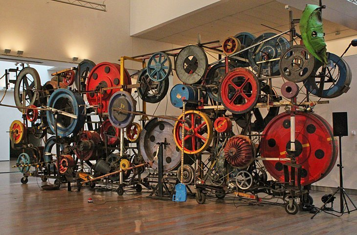 Muzeul Jean Tinguely