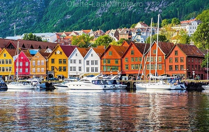 Cheiul Hanseatic Bryggen