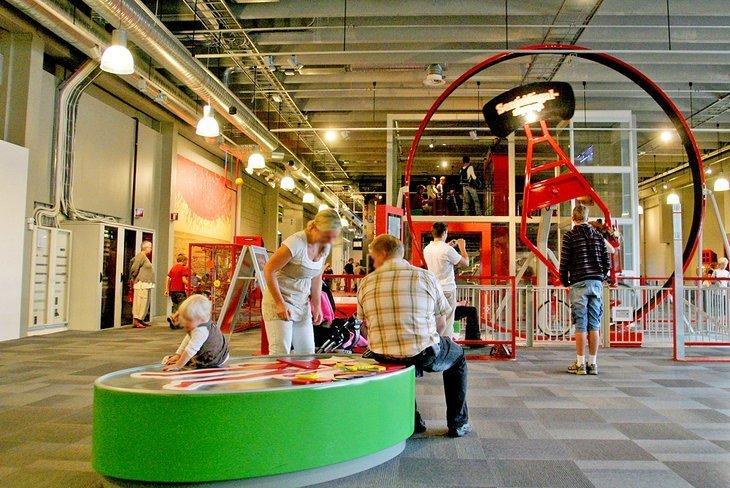 VilVite Bergen Science Center