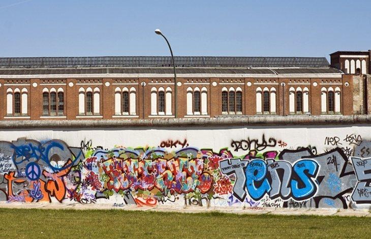 Memorialul din Zidul Berlinului