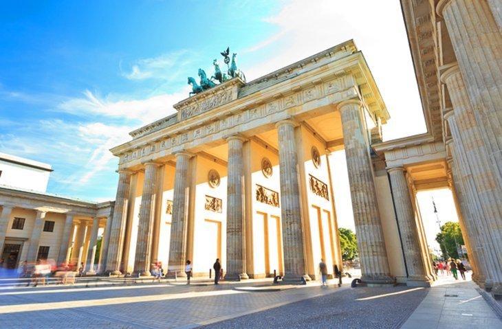 Poarta Brandenburgului