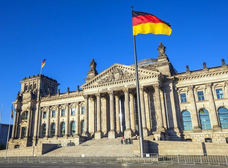 Reichstagul Reconstruit