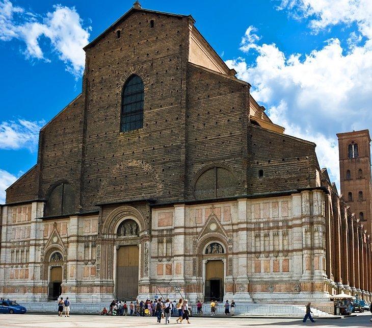 San Petronio (Bazilica Sf. Petronius)