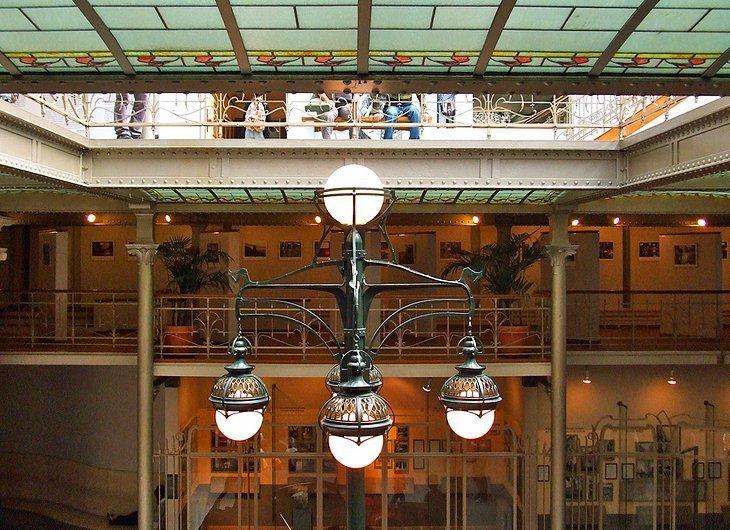 Centrul de benzi desenate belgiene