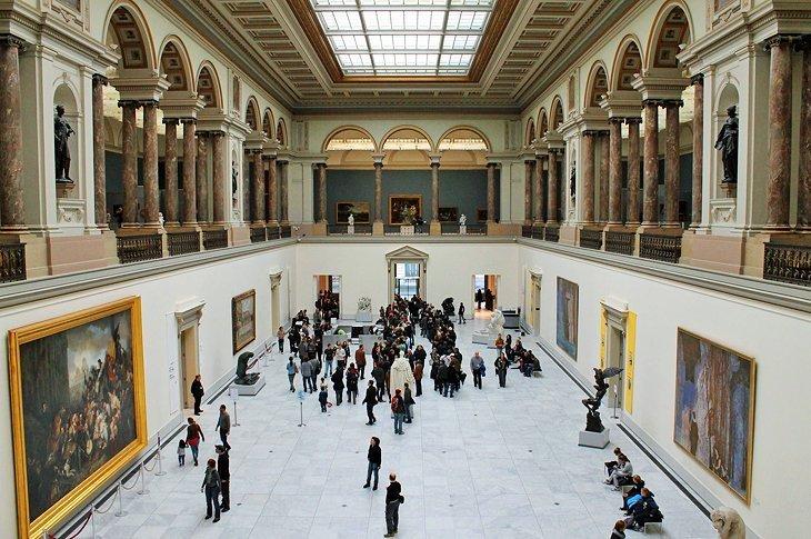 Muzeul Regal Belgian de Arte Frumoase