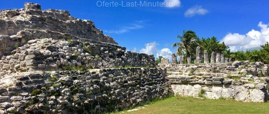 El Rey Maya Ruine