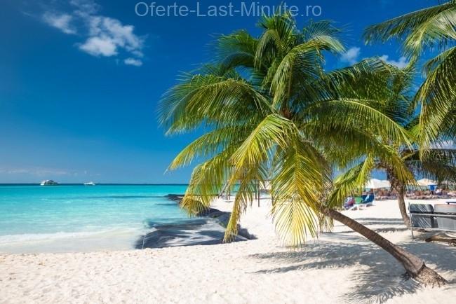 Plaje frumoase din Cancun