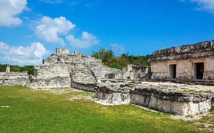 Ruinele El Rey Maya