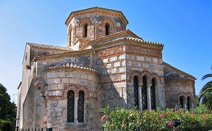 Biserica Sfinților Iason și Sosipater