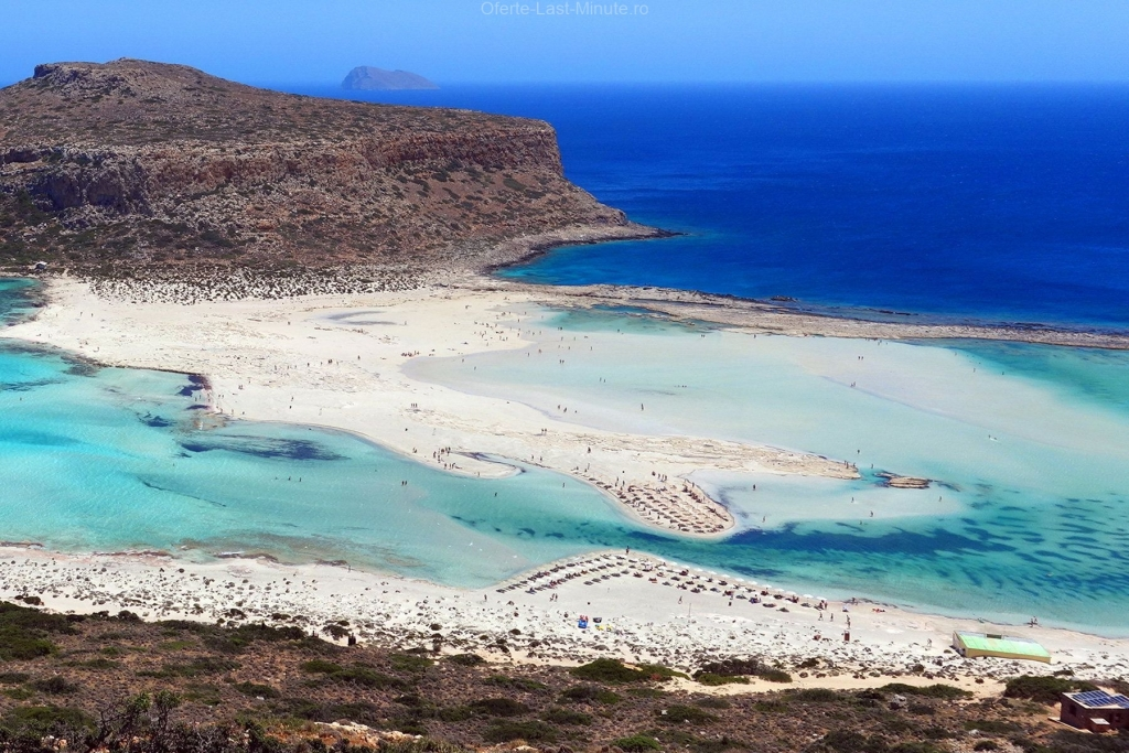 Plaja Balos
