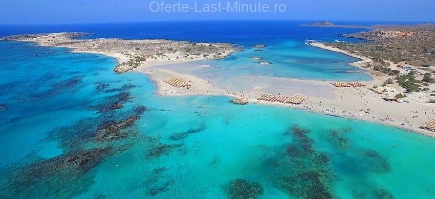 Plaja Elafonissi