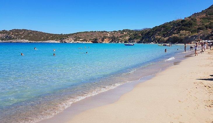 Plajele din Creta