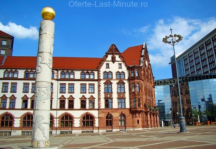Alter Markt și Altes Stadthaus