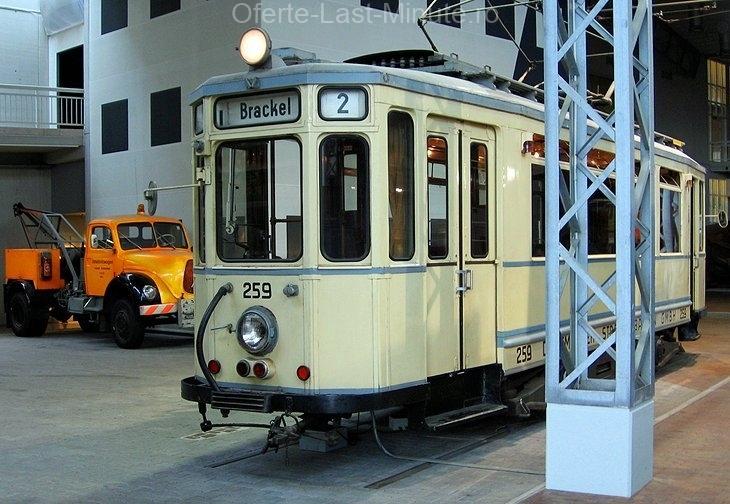 Muzeul de Transport și stația Mooskamp