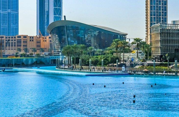 Bucurați-vă de teatrul de clasă mondială la Opera din Dubai