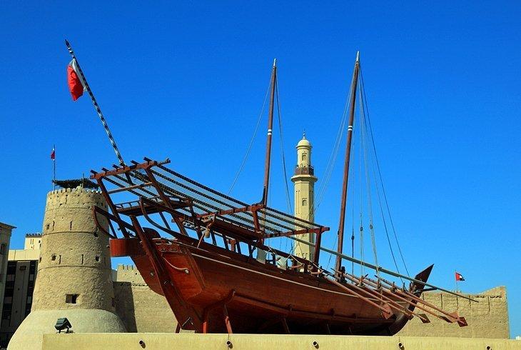 Descoperiți istoria EAU la Muzeul Dubai