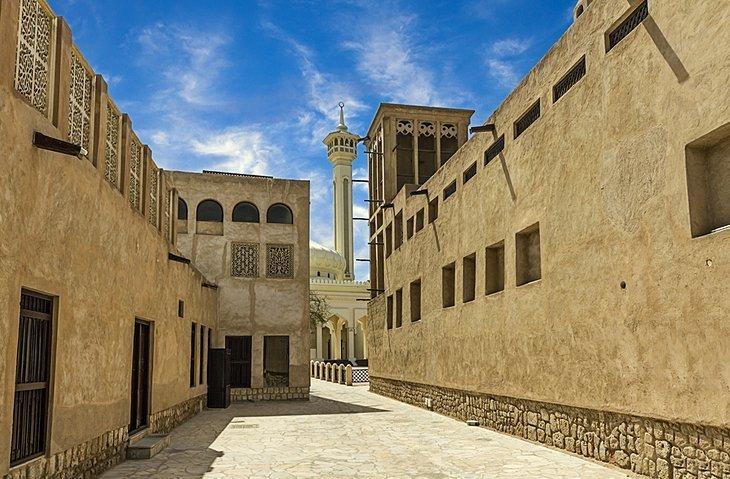 Plimbare prin istorie în cartierul Al Fahidi (Dubai vechi)