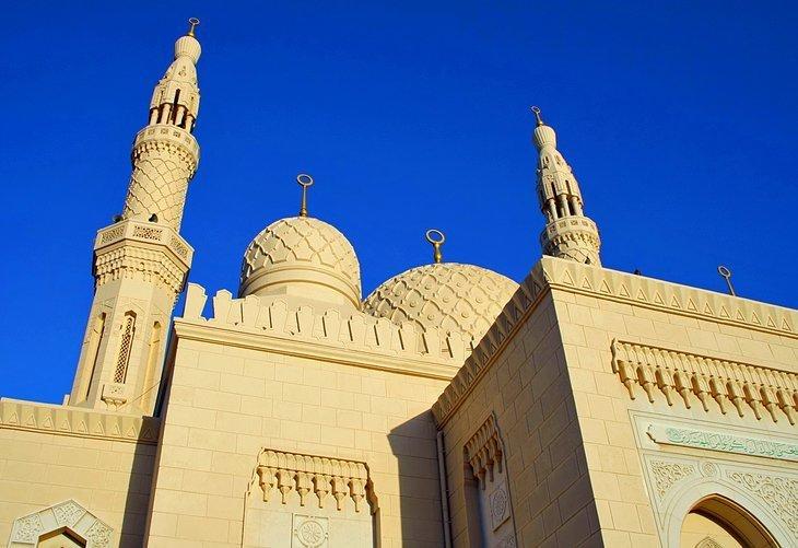 Turul moscheii Jumeirah