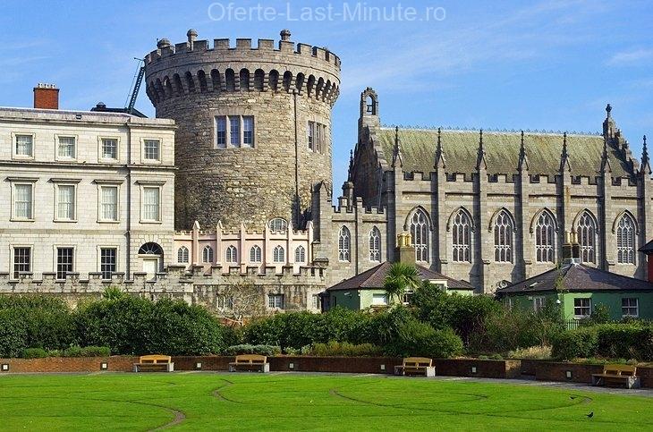 Castelul Dublin și Biblioteca Chester Beatty