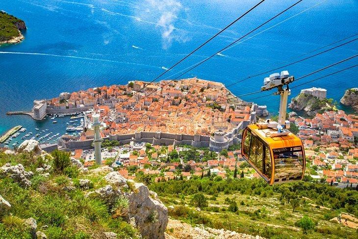 Telecabina Dubrovnik