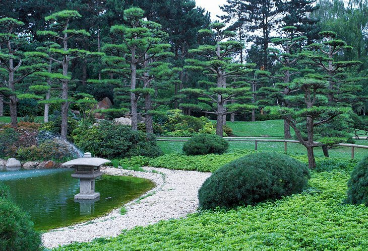Grădina japoneză a Nordpark
