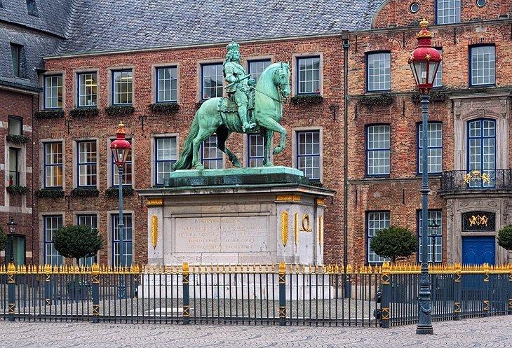 Orașul vechi Düsseldorf