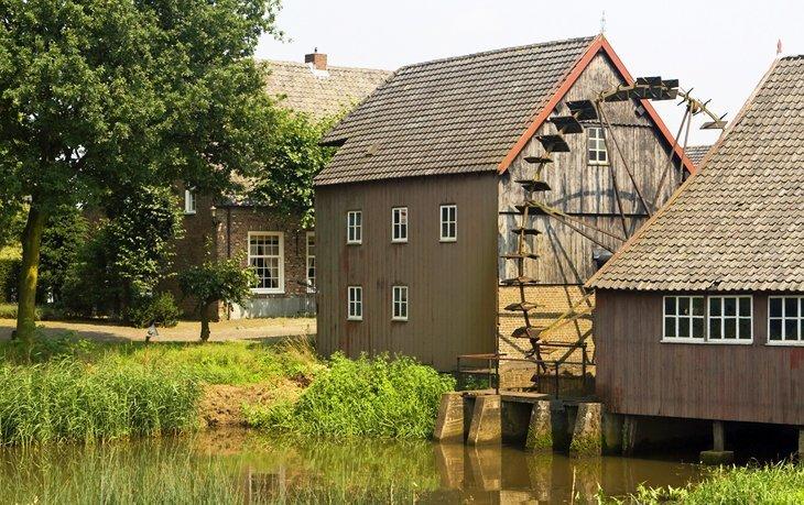 Satul Van Gogh, Nuenen