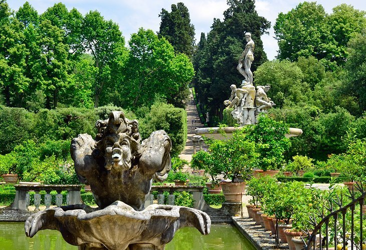 Grădinile Boboli