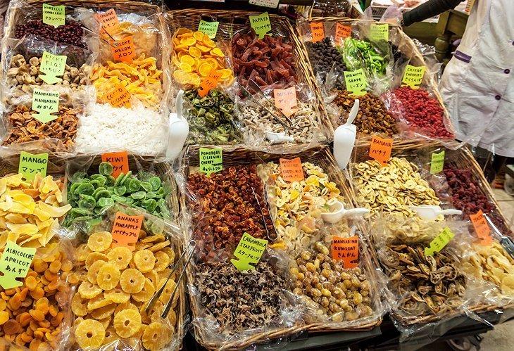 Mercato Centrale: Piața alimentară din Florența