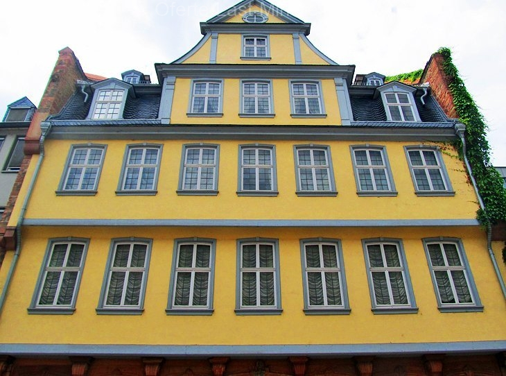Casa și Muzeul Goethe