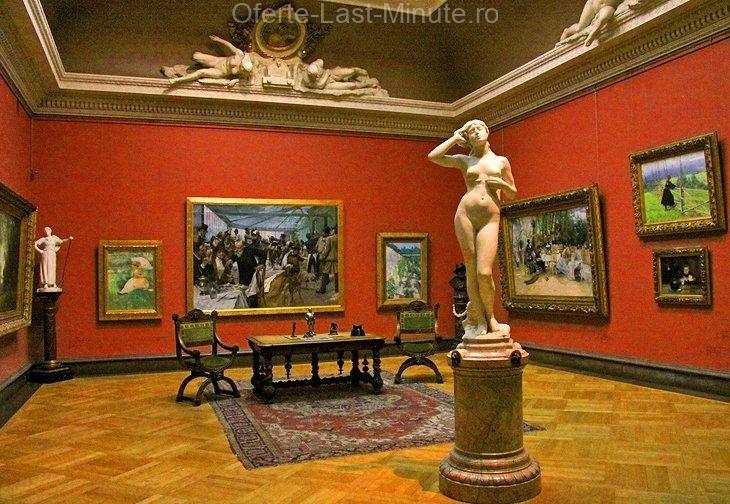 Muzeul de artă din Gothenburg (Goteborgs Konstmuseum)