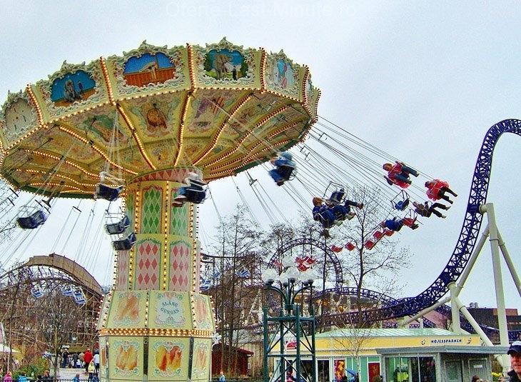 Parcul de distracții Liseberg
