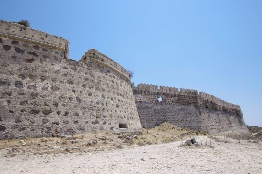 Castelul Antimachia