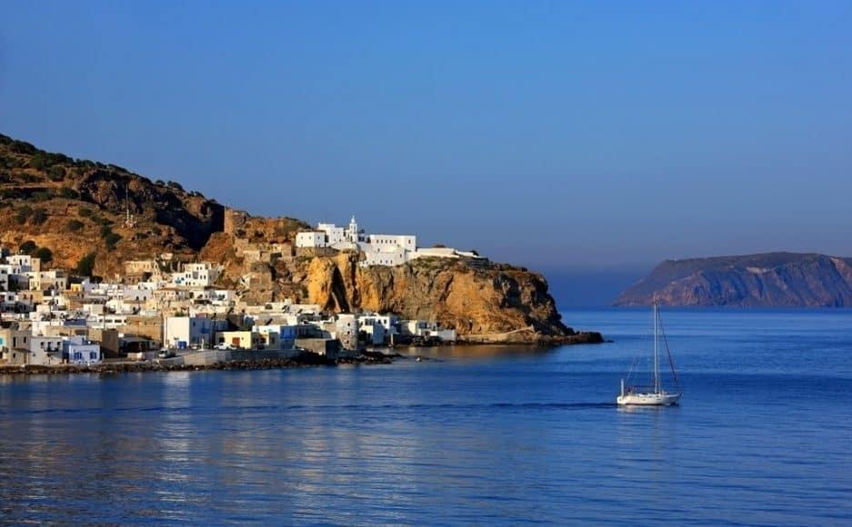 O excursie de o zi la Insula Nisyros