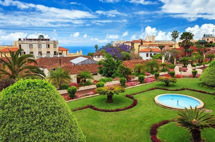 La Orotava Tenerife