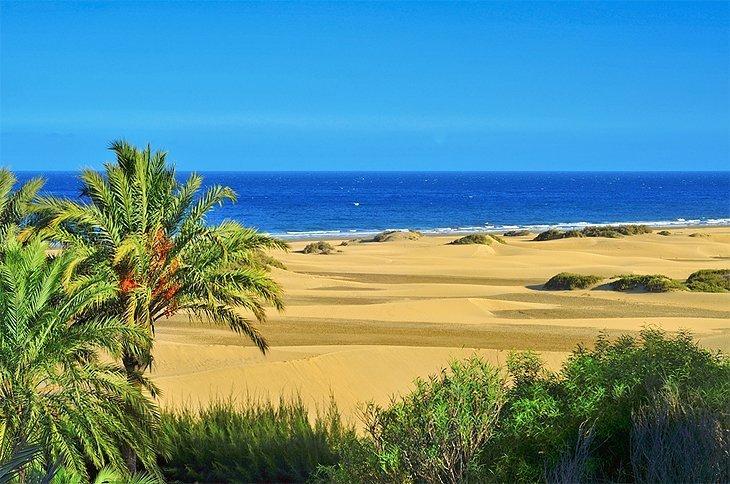 Plajele din Gran Canaria