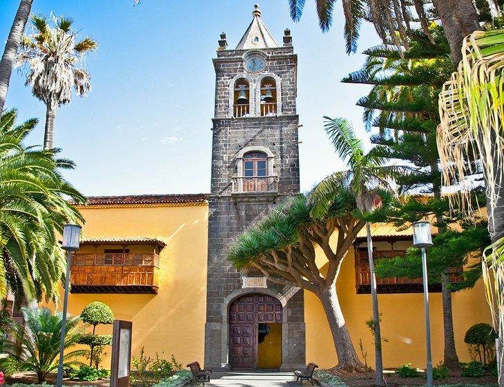 San Cristóbal de la Laguna, Tenerife