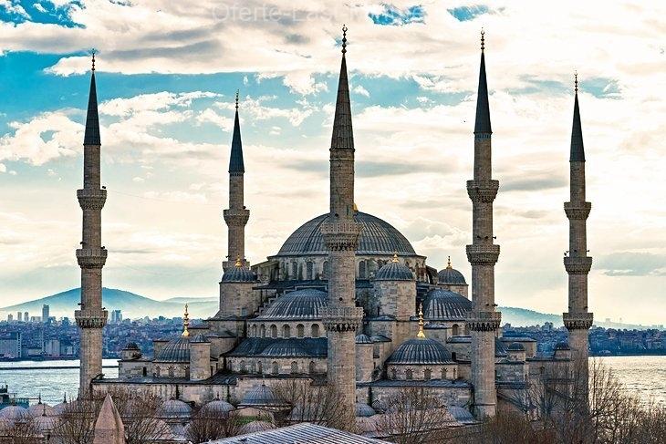 Moscheea Albastră (Sultan Ahmet Camii)