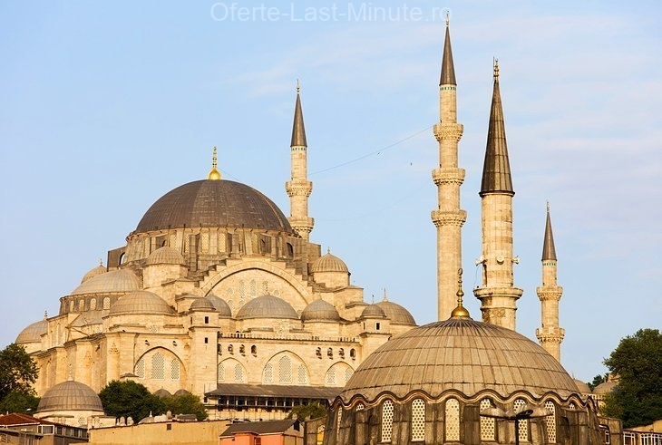 Moscheea Suleymaniye