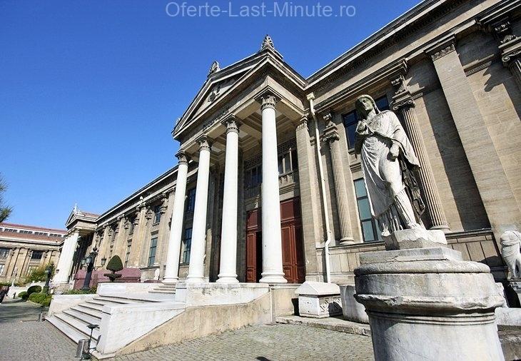 Muzeul de Arheologie din Istanbul