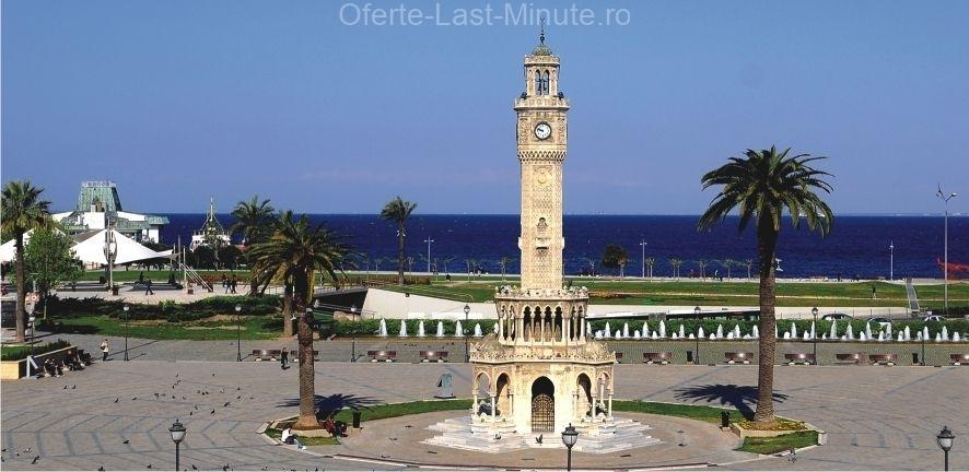 Turnul cu ceas (Saat Kulesi)