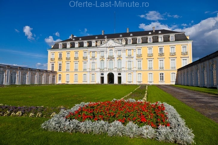 Augustusburg și Palatul Falkenlust
