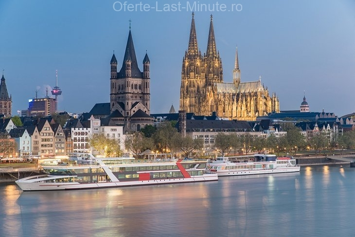 Croaziere cu râuri pe Rin