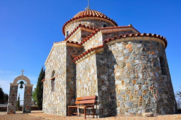Mănăstirea Stavrovouni