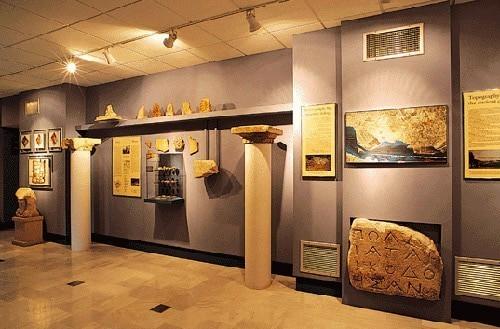 Muzeul Arheologic din Lefkada
