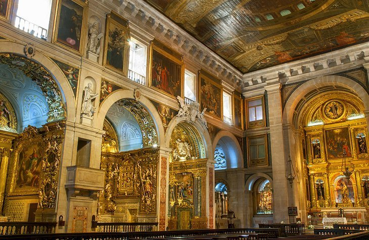 Igreja-Museu São Roque: O biserică simplă cu un interior bogat decorat