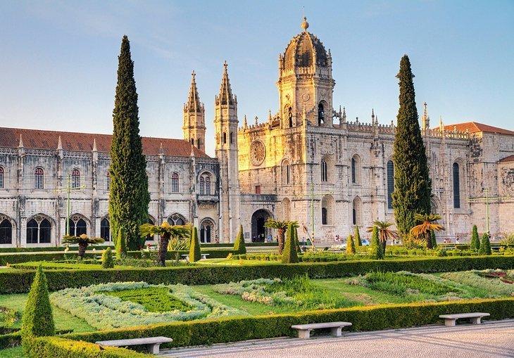 Mosteiro dos Jerónimos: Construită în cinstea epocii descoperirii Portugaliei