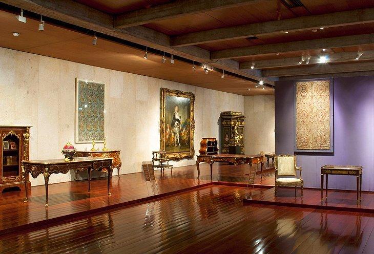 Museu Calouste Gulbenkian: O colecție neprețuită de artă occidentală și estică